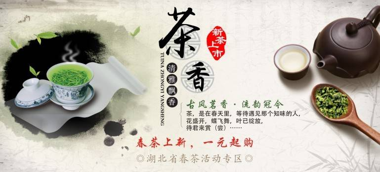 湖北省春茶活动