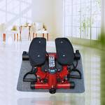创悦 红玫瑰摇摆式液压踏步机 CY-9013 (地毯/计数器/拉绳)