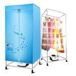 天骏高效双层干衣机 TJ-210M衣物烘干机 家用双层