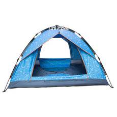 创悦 2-3人伞式双门双层帐篷 CY-5908 户外野营情侣帐篷