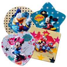 迪士尼/DISNEY立体卡通早教磁石冰箱贴 磁贴磁铁家居装饰品BXT-4