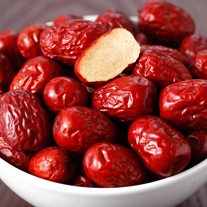 【新疆果王】阿丽米罕新疆红枣 180g*3袋 特产红枣灰枣