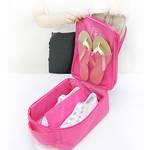 创意韩国可收纳3鞋袋收纳袋防水防尘整理袋旅游出差旅行便携鞋盒-2