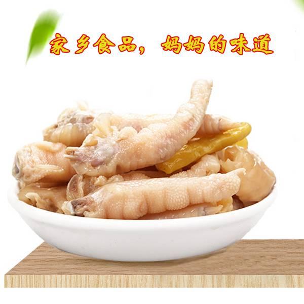 固镇特色小吃210g泡椒凤爪全国包邮