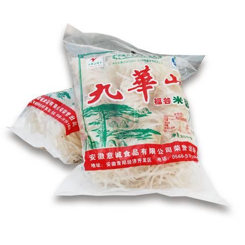 青阳馆  九华山福谷米面1000g/袋