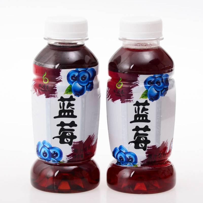 【长白山馆】林源春 PET蓝莓汁饮料