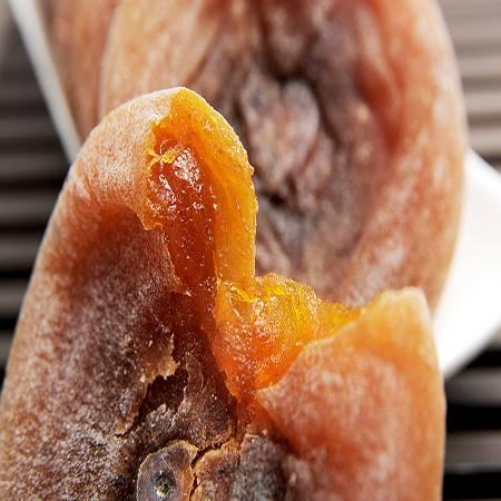 吃货将军 农家霜降柿饼400g*2袋 新品陕西特产