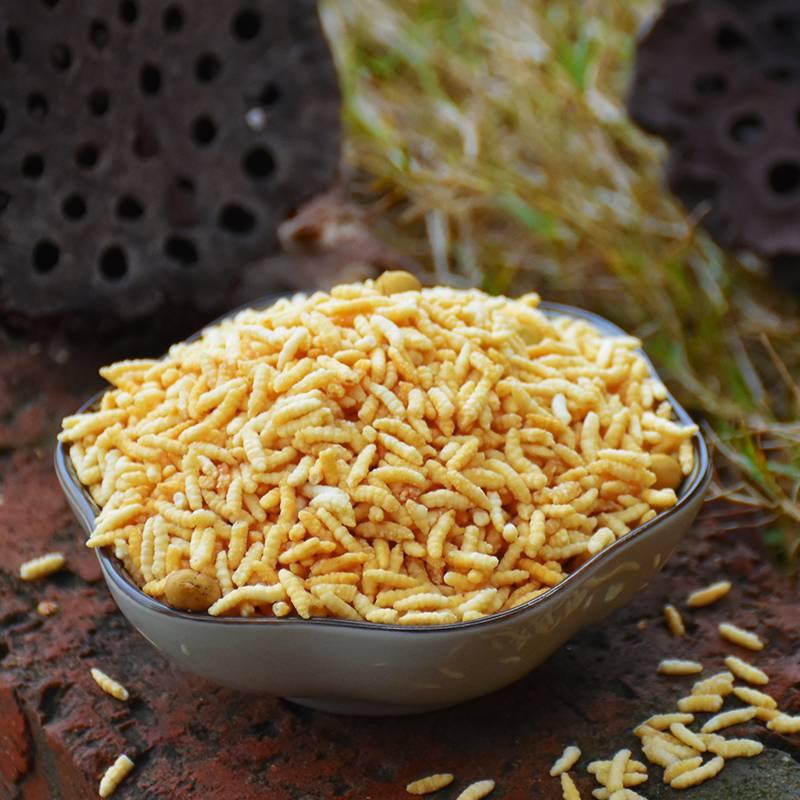 农家手工原味泰国炒米  纯天然糯米膨化休闲零食小吃